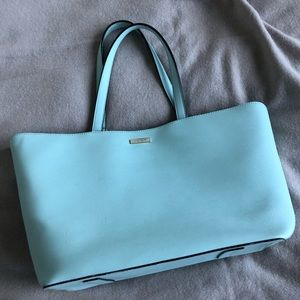 Beautiful Blue Kate Spade Tote